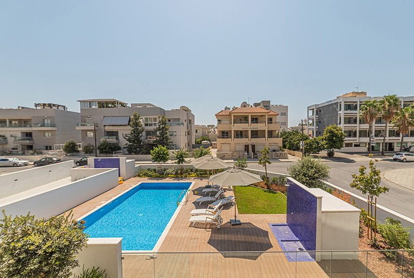 Malibu residency luxury apartment for rent Limassol
