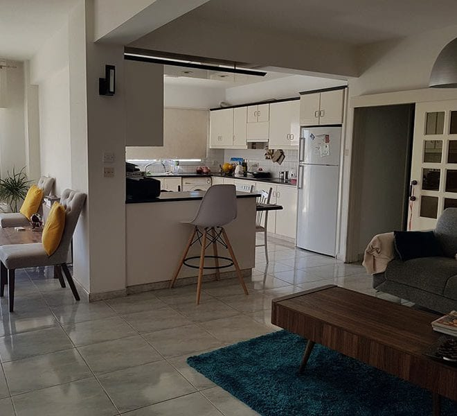 3 bed apartment for sale Limassol Mesa Getonia