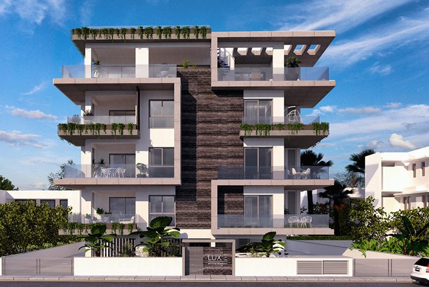 Luxe apartments for sale Limassol Neapolis seafront01