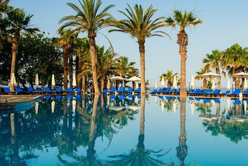 Luxury hotels for sale in Paphos coast line