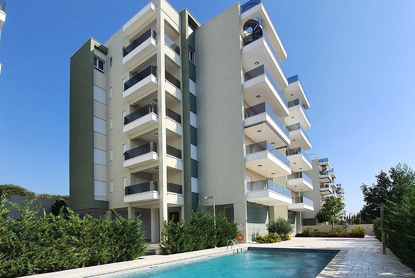 Atlantida court luxury apartments for sale Limassol