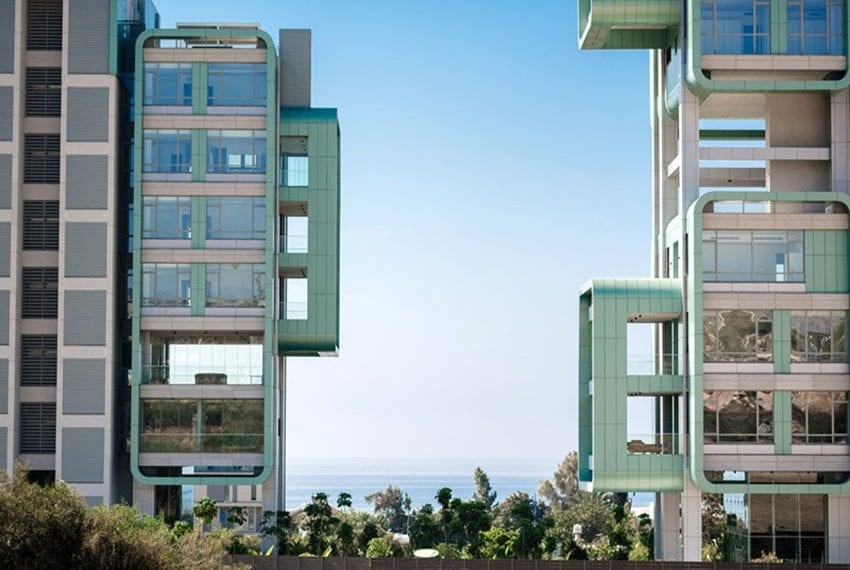 High rise apartments for sale in Limassol