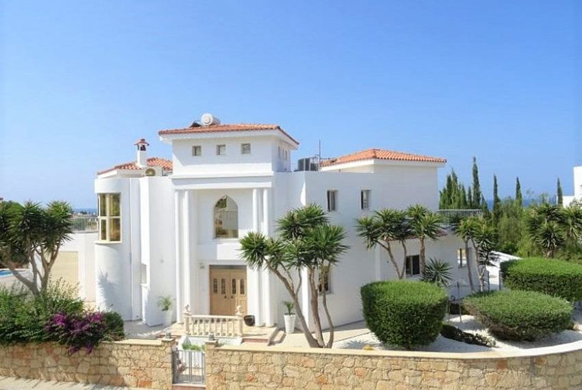 Luxury 4 bed villa for sale St George Akamas Pafos