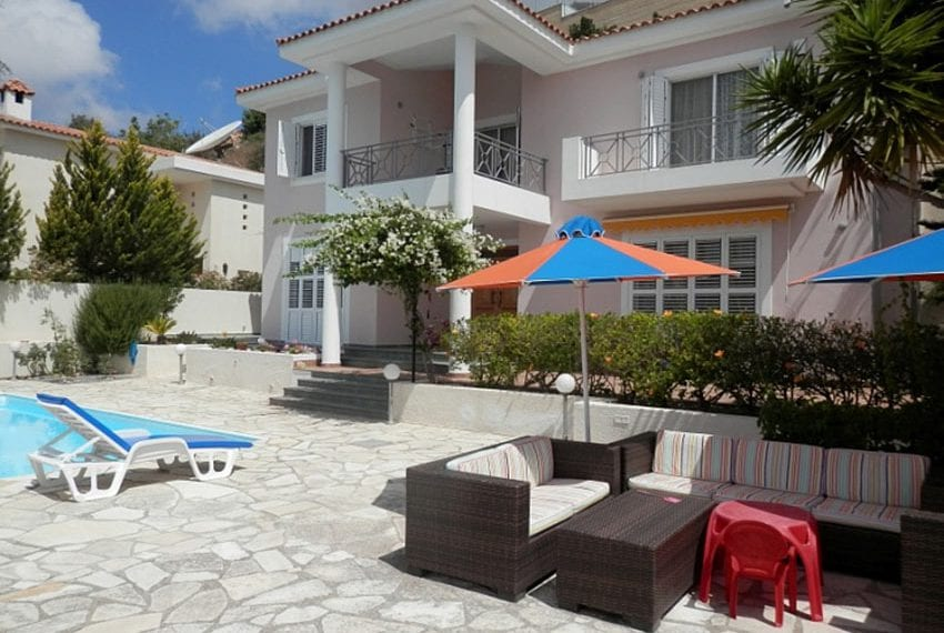 Villa with annex for sale Peyia Cyprus01