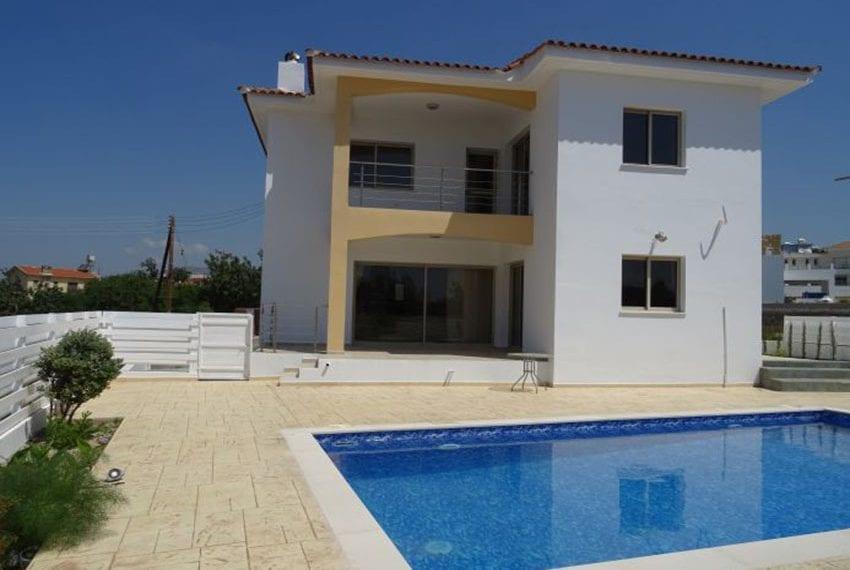 Modern villa for sale in Konia Cyprus