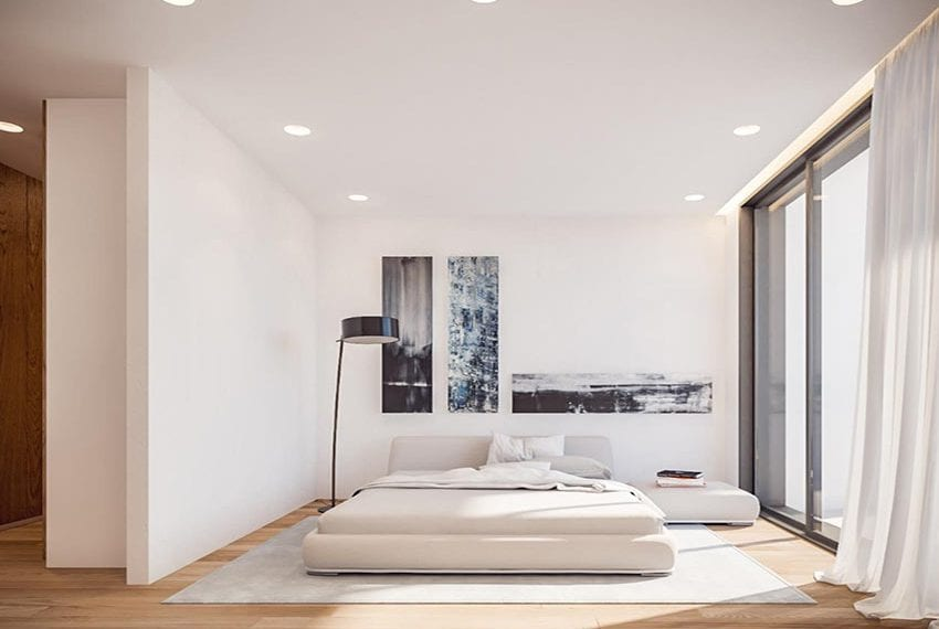New development of villas Chloraka Pafos03