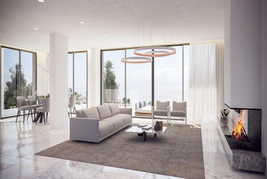 New development of villas Chloraka Pafos06