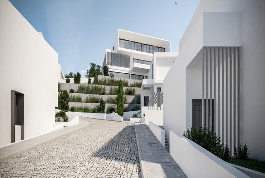 New development of villas Chloraka Pafos07