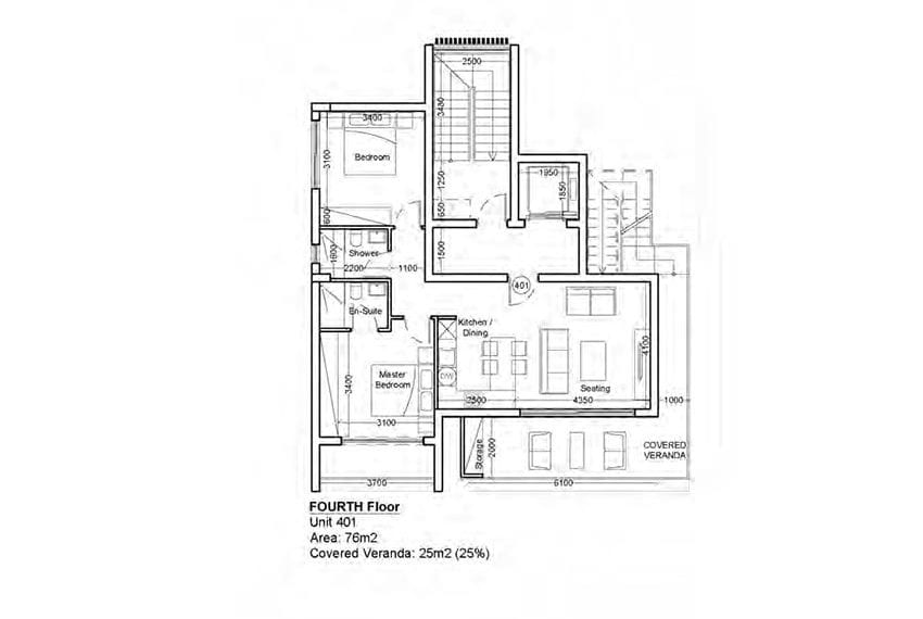 EU investment residential block for sale Pafos