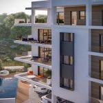 New block of apartments for sale in Universal area Pafos