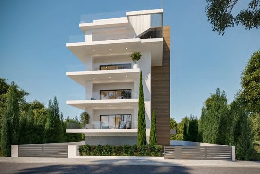 New block of apartments for sale in Universal area Pafos01