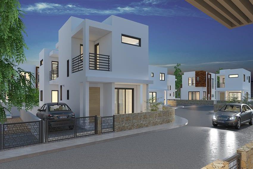 Villas for sale in Paralimni Cyprus