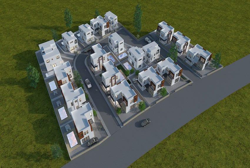 Villas for sale in Paralimni Cyprus01