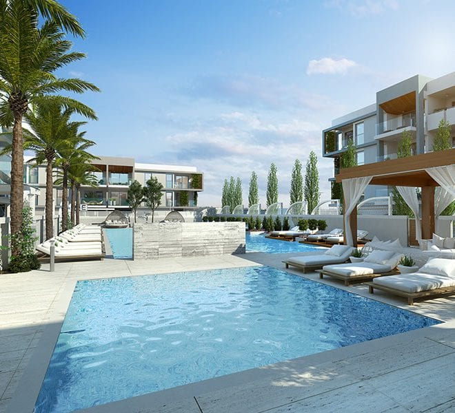 Apartments for sale in Protaras Cyprus