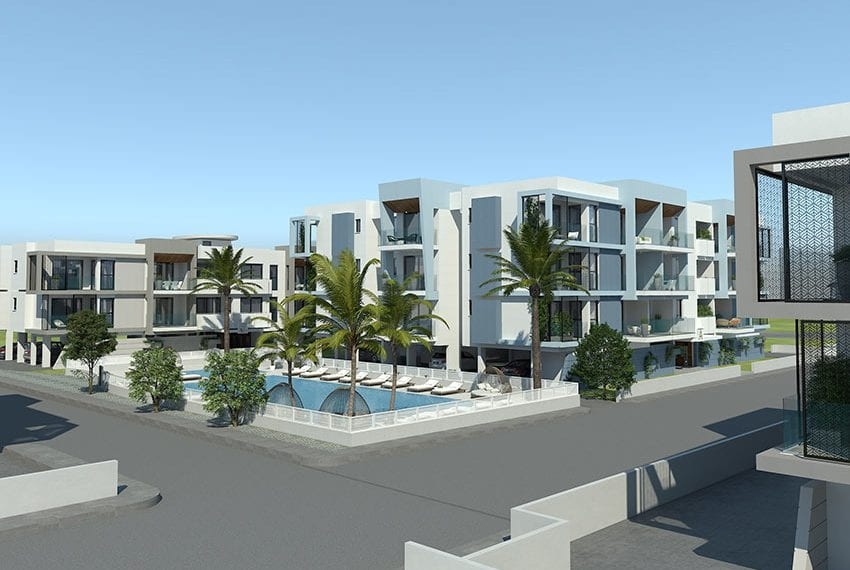 Apartments for sale in Protaras Cyprus01