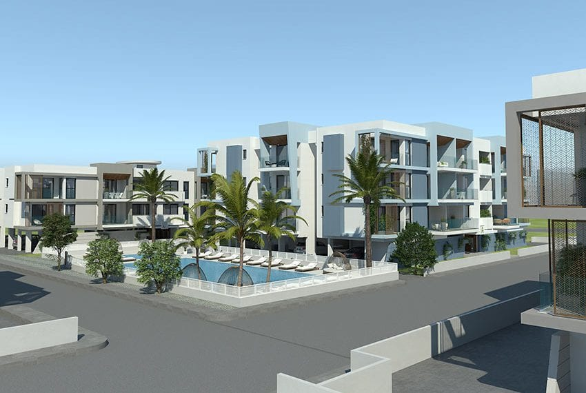 Apartments for sale in Protaras Cyprus05