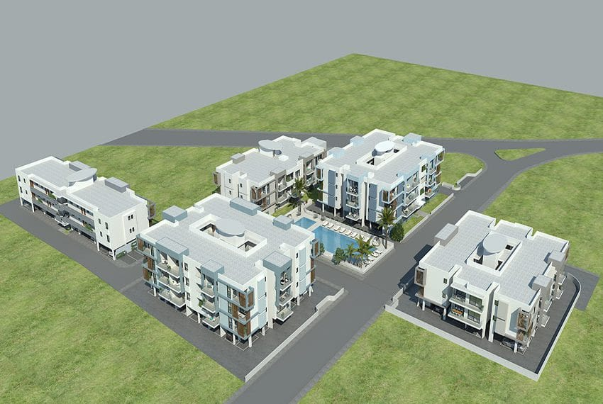 Apartments for sale in Protaras Cyprus21
