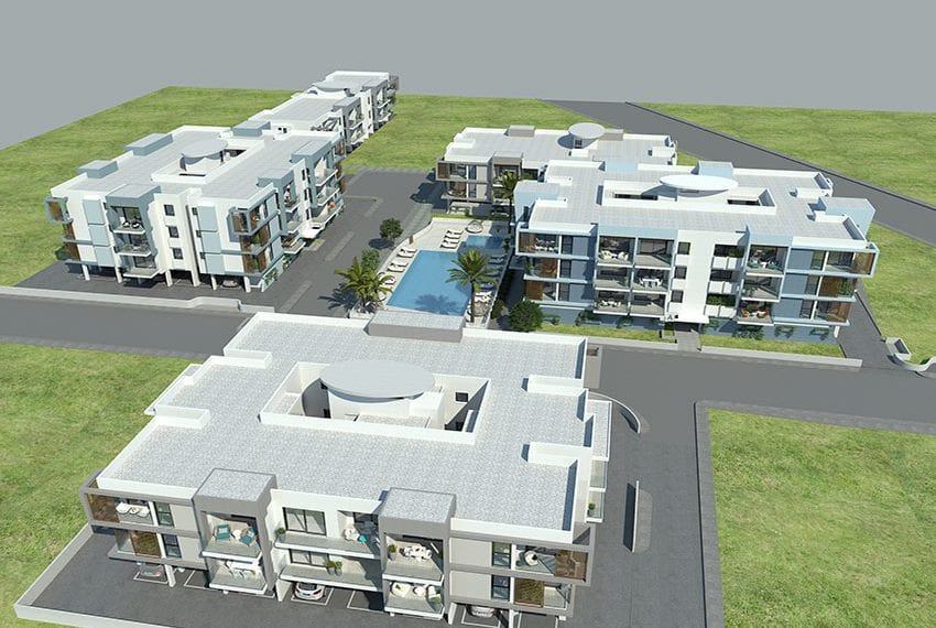 Apartments for sale in Protaras Cyprus22