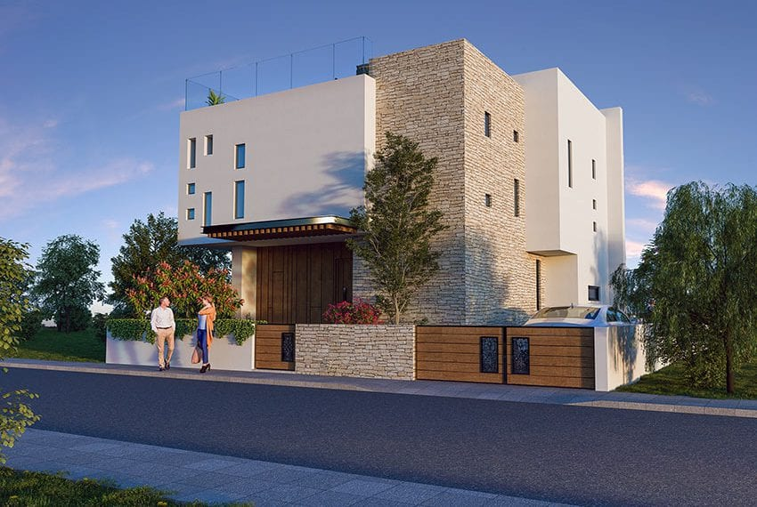 Luxury villas for sale near Paralimni marina07