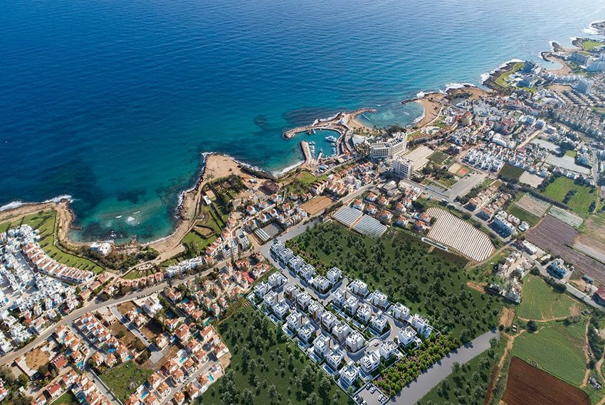 Luxury villas for sale near Paralimni marina14