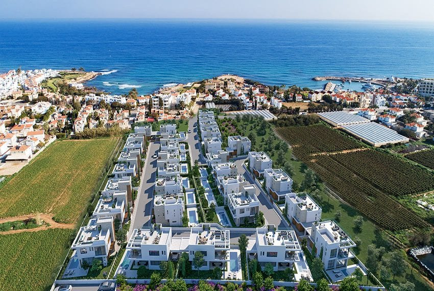 Luxury villas for sale near Paralimni marina15