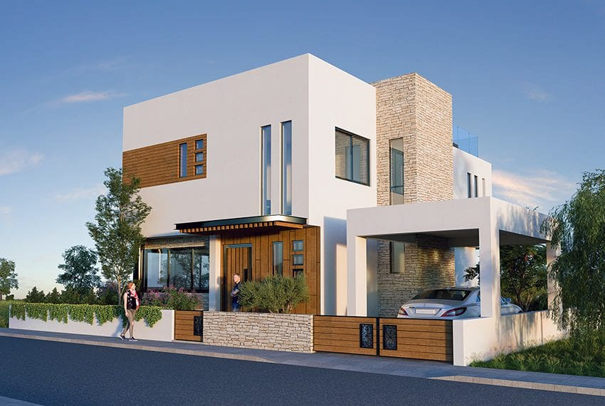 Luxury villas for sale near Paralimni marina18