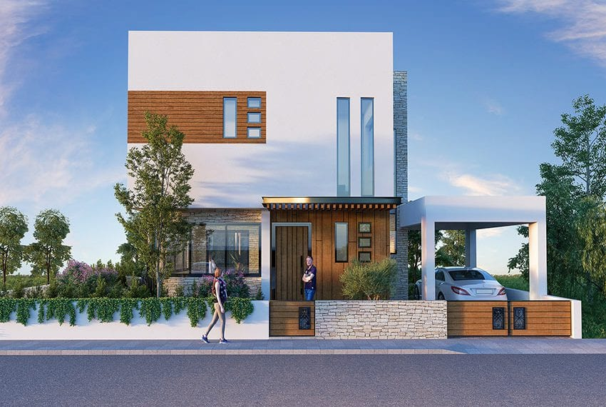 Luxury villas for sale near Paralimni marina19