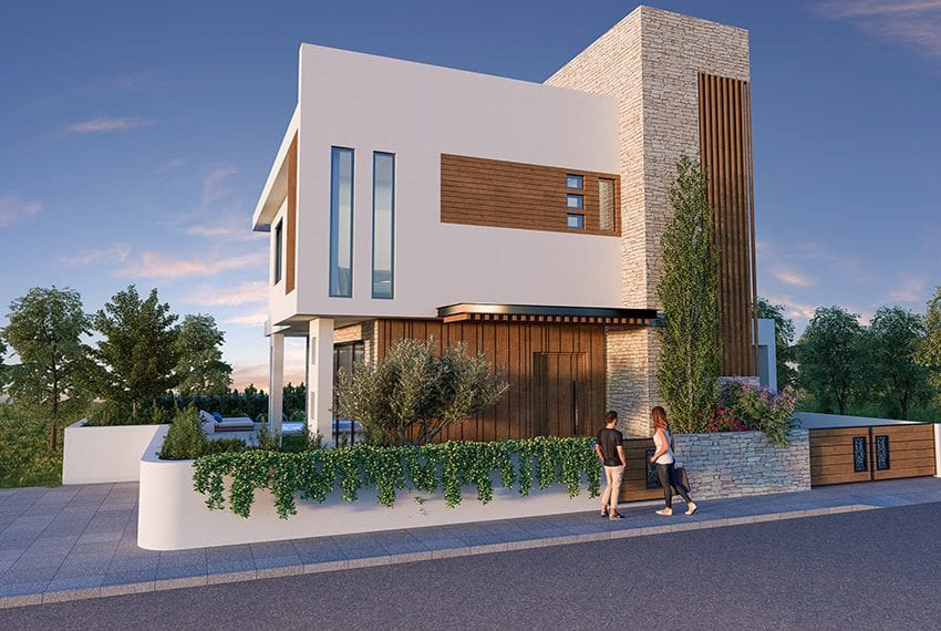 Luxury villas for sale near Paralimni marina25