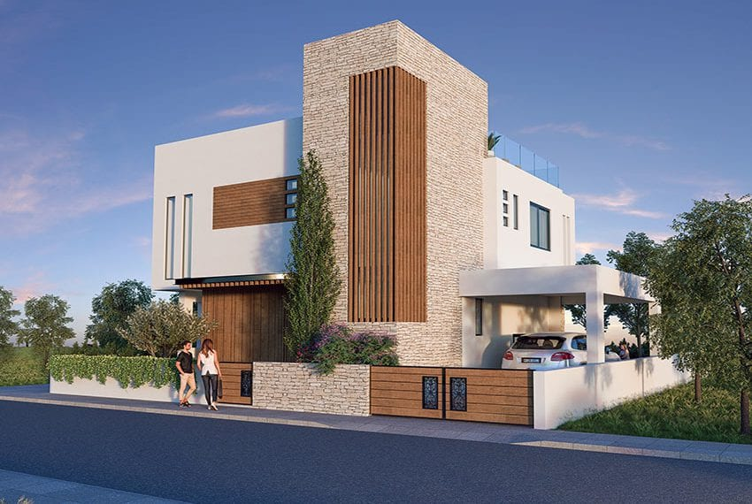 Luxury villas for sale near Paralimni marina27