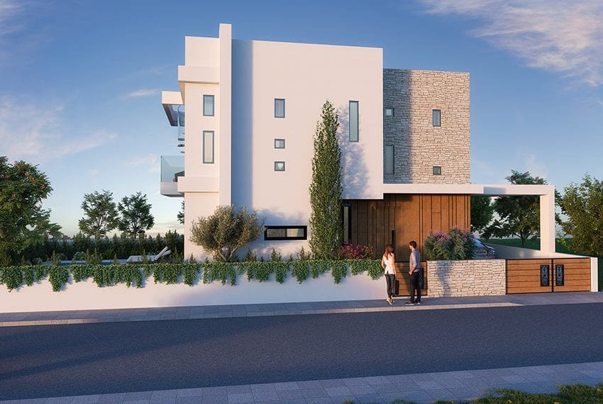 Luxury villas for sale near Paralimni marina31