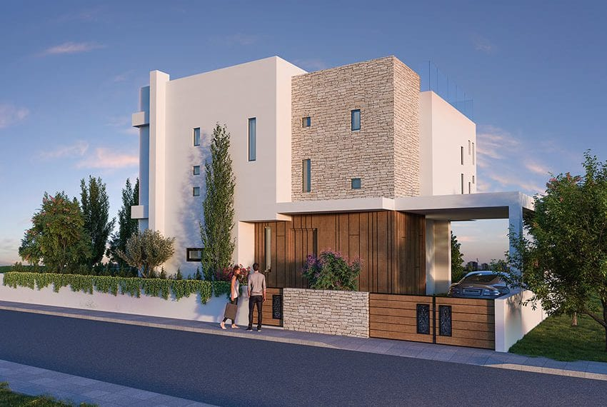 Luxury villas for sale near Paralimni marina32