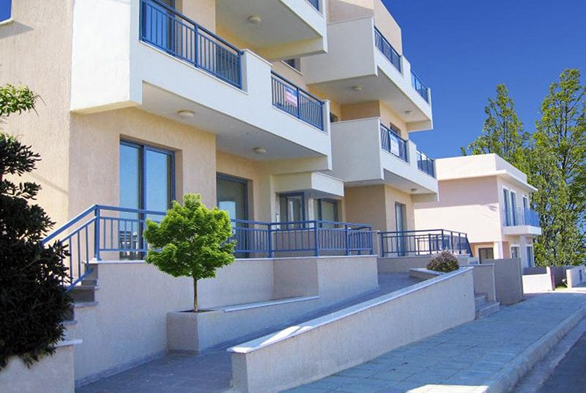 Apartment block for sale in Pafos, Yerskipou05