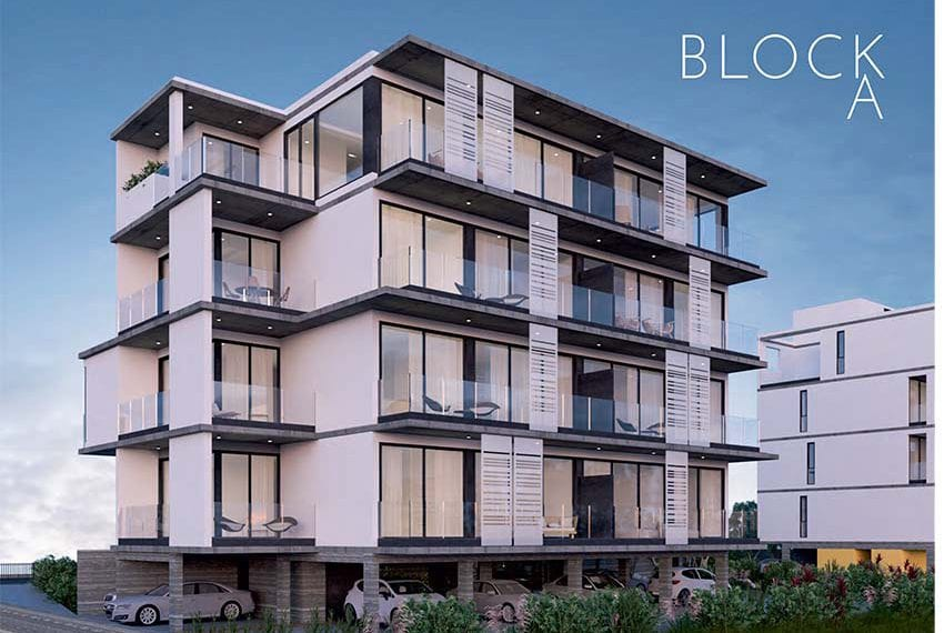 Luxury apartment block for sale in Kato Pafos
