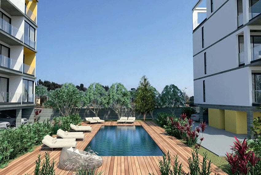 Luxury apartment block for sale in Kato Pafos07