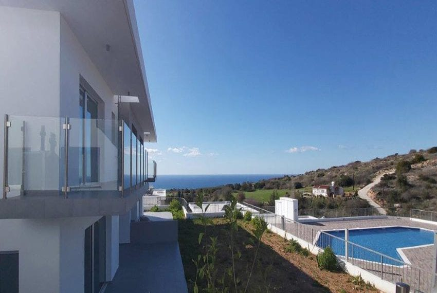 Ready project for sale 12 villas in Tala23