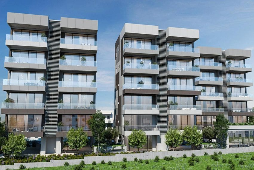 New City Residences for sale in Limassol