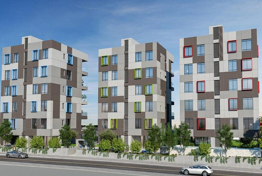 New City Residences for sale in Limassol02