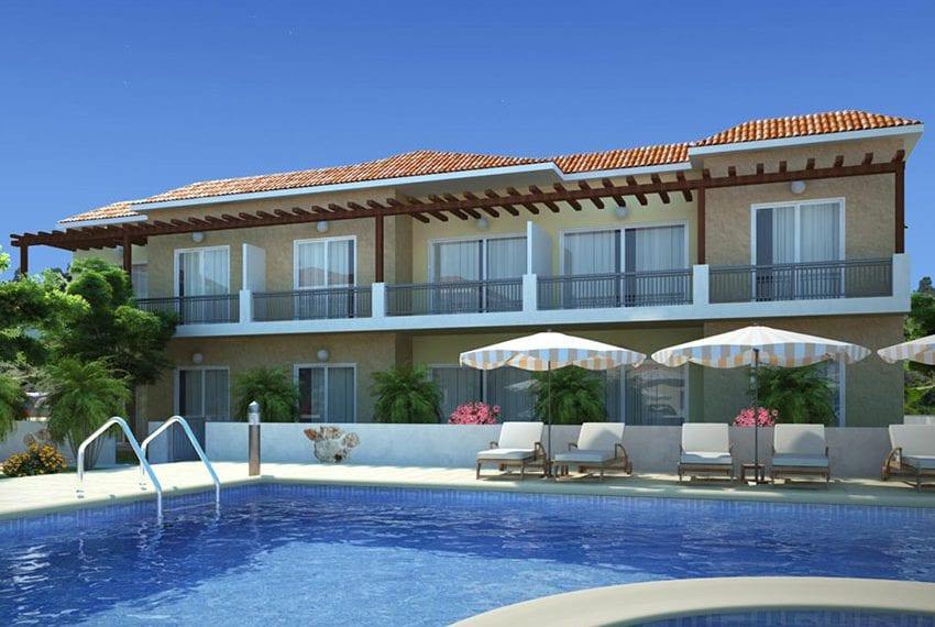 Apartment complex for sale in Prodromi Cyprus