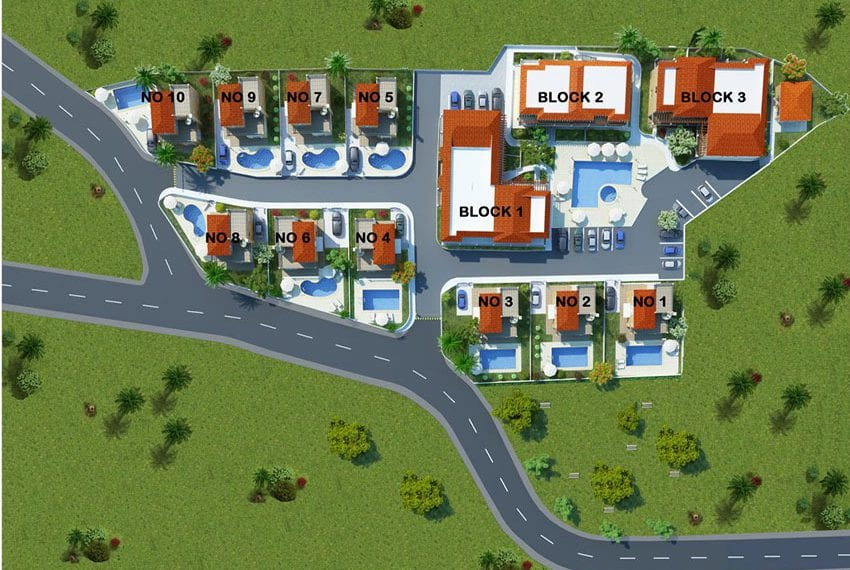 Apartment complex for sale in Prodromi Cyprus06