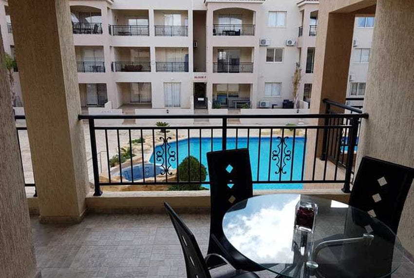 Apartment for sale in Pafos with large balcony 06