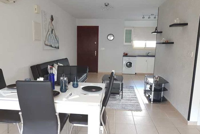Apartment for sale in Pafos with large balcony 07