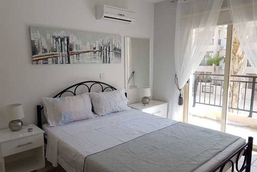 Apartment for sale in Pafos with large balcony 11