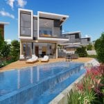 Luxury beach front villas for sale Pafos Cyprus