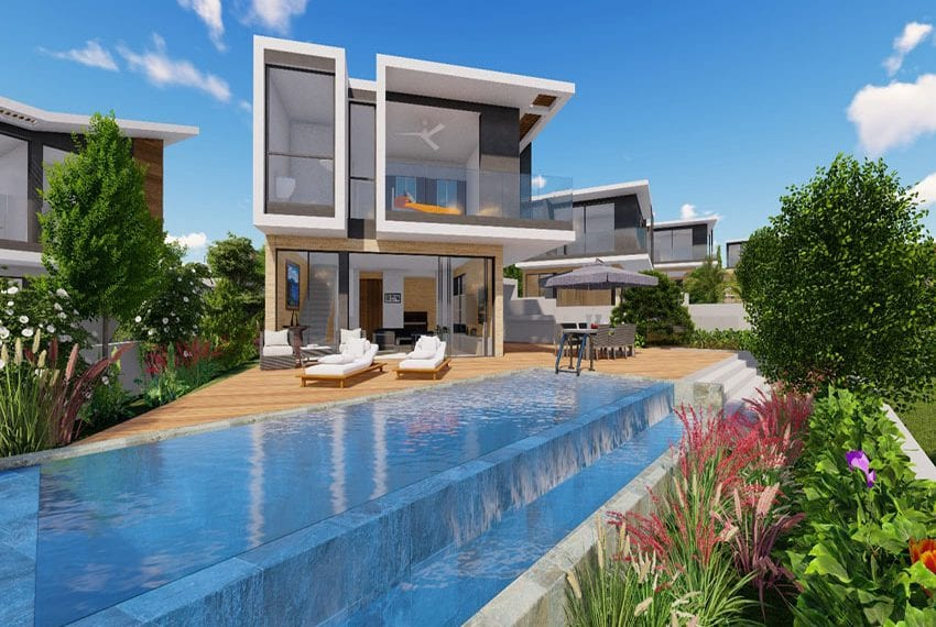 Luxury-beach-front-villas-for-sale-Pafos-Cyprus