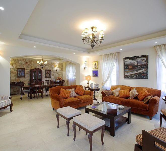 Villa for rent with private pool Souni Limassol