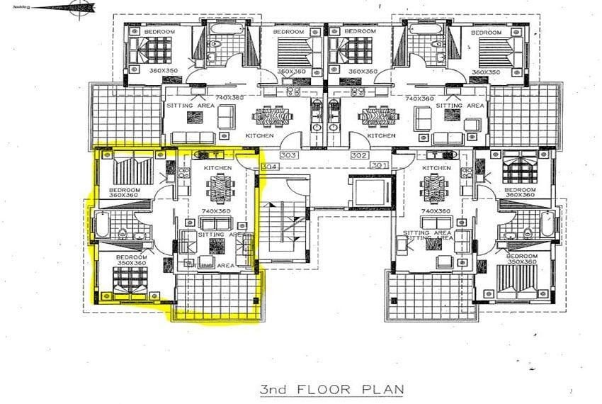 2 bed apartment for sale Limassol tourist area13