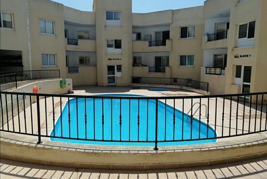 Top floor 2 bedroom apartment for sale Peyia