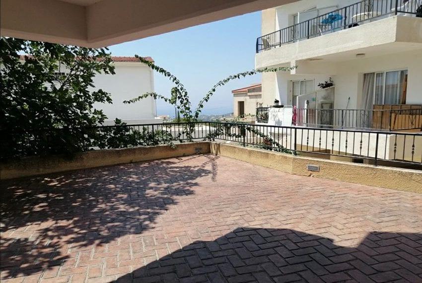 Top floor 2 bedroom apartment for sale Peyia07