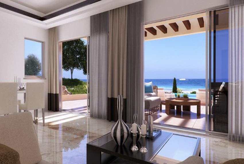 Luxury beach villas for sale in Cyprus 01