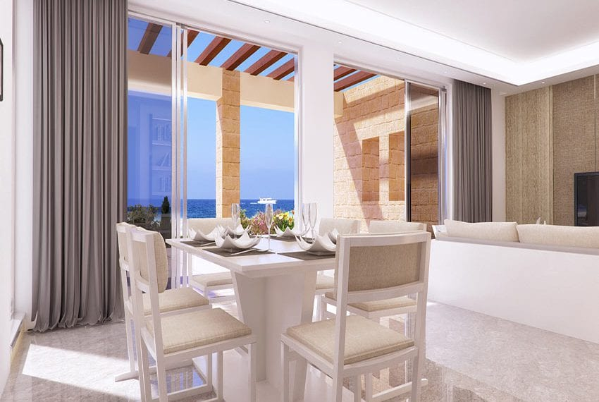 Luxury beach villas for sale in Cyprus 02